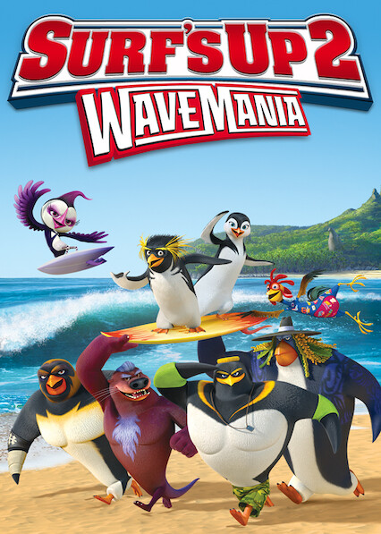 Surf's Up: Wave Mania on Netflix Canada
