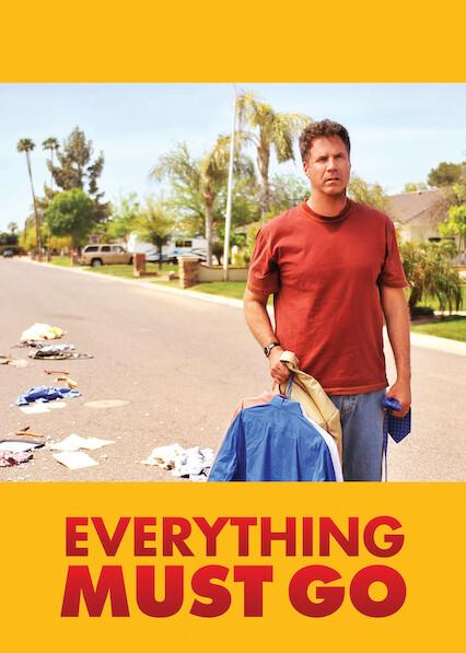 Everything Must Go on Netflix USA