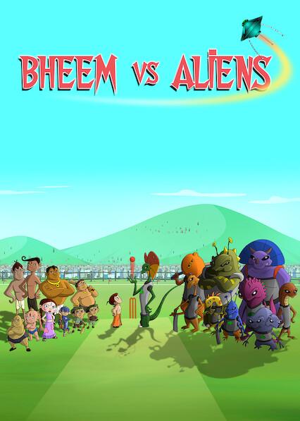 Chhota Bheem: Bheem vs Aliens