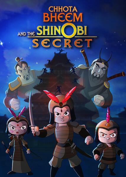 Chhota Bheem and The ShiNobi Secret