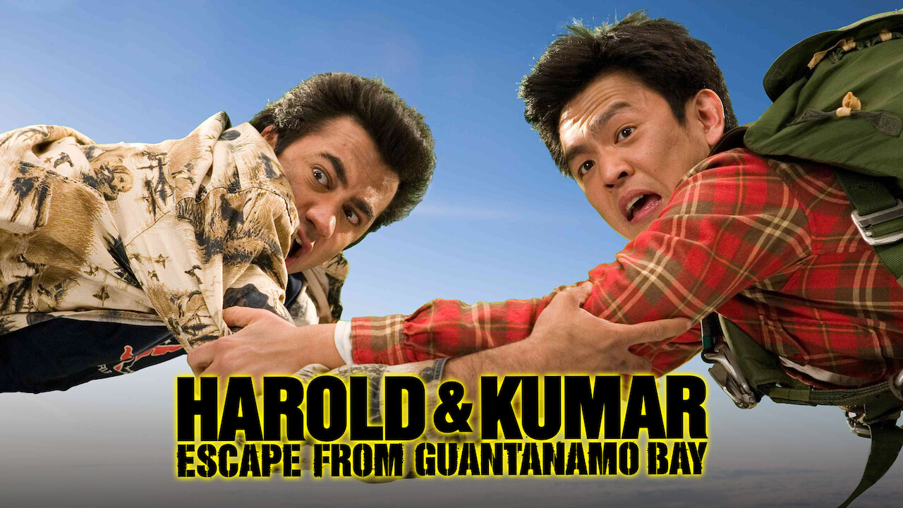 Harold & Kumar Escape from Guantanamo Bay on Netflix Canada