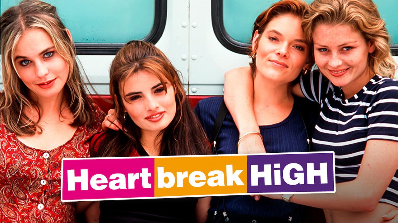 Heartbreak High on Netflix Canada