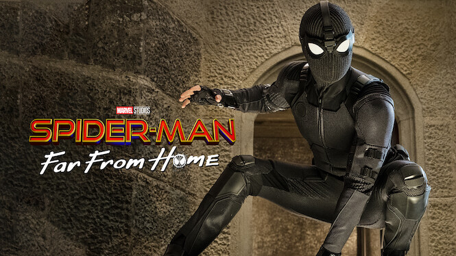 Spider-Man: Far from Home on Netflix Canada