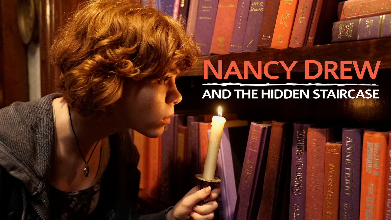 Nancy Drew and the Hidden Staircase on Netflix Canada