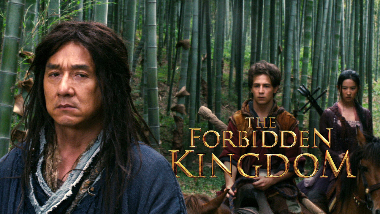 The Forbidden Kingdom on Netflix Canada