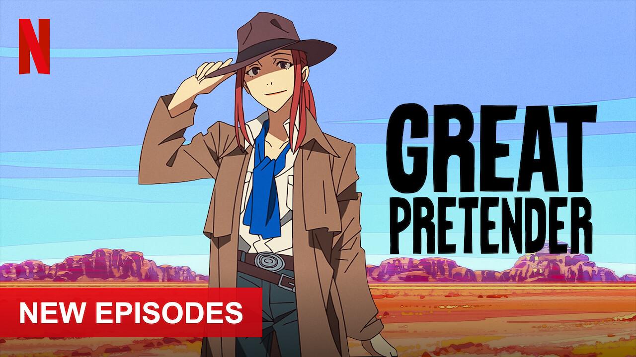 Great Pretender on Netflix Canada
