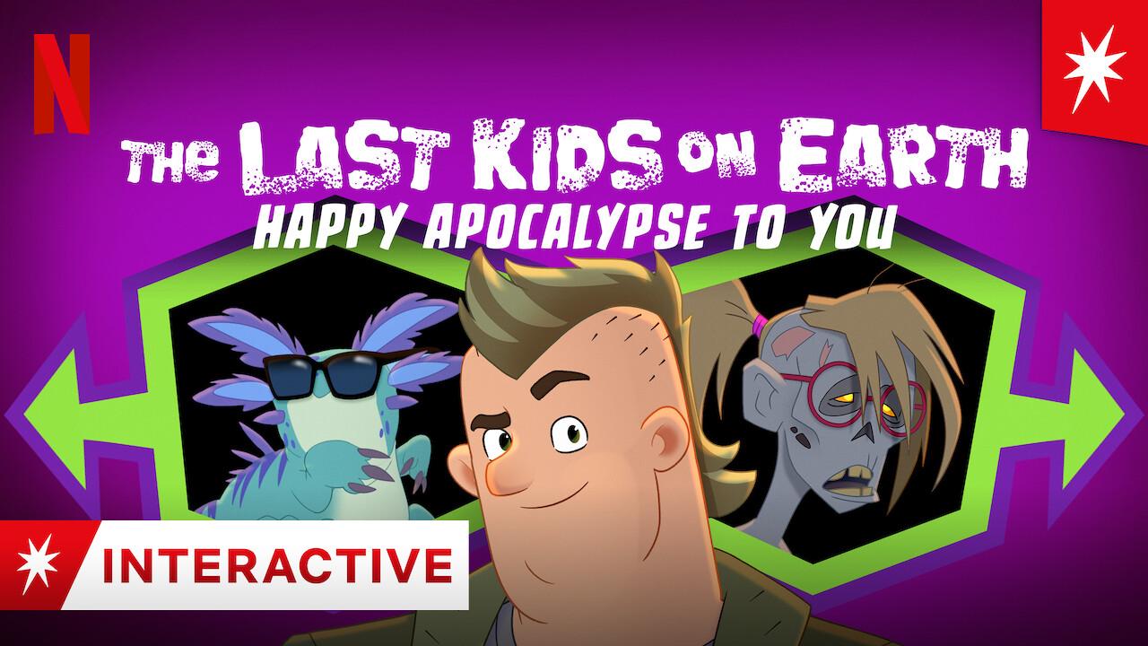 The Last Kids on Earth: Happy Apocalypse to You on Netflix Canada