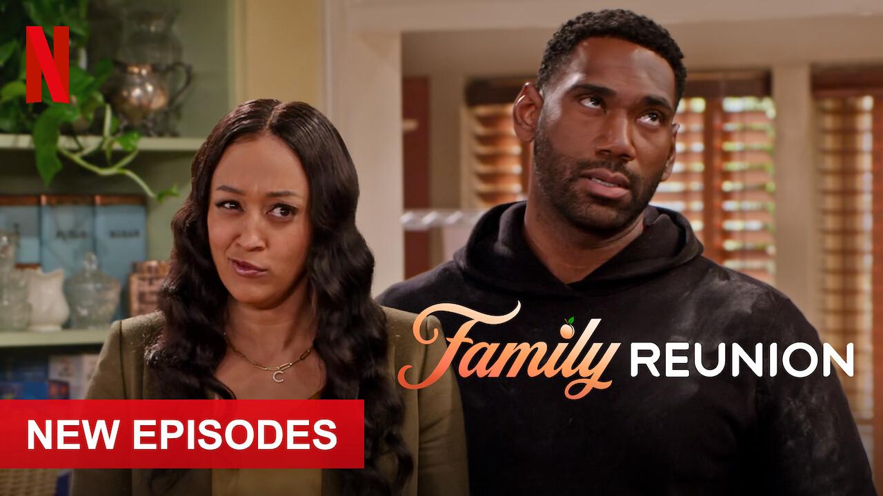 Family Reunion on Netflix Canada