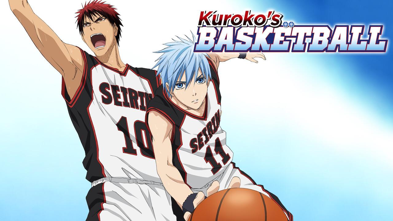 Kuroko's Basketball on Netflix Canada