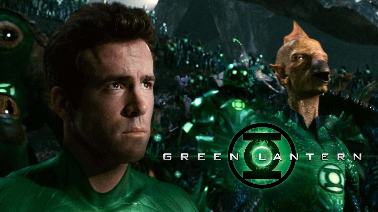 Green Lantern on Netflix Canada