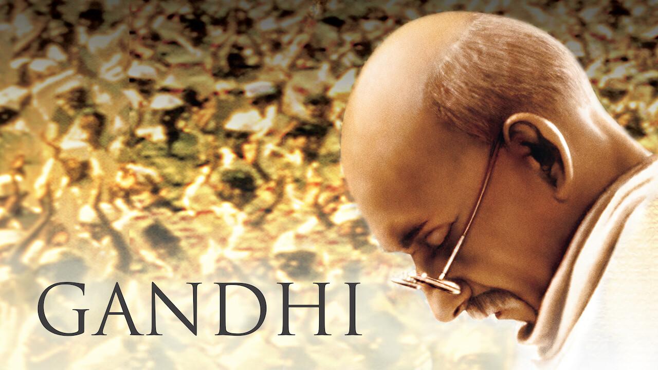 Gandhi on Netflix Canada