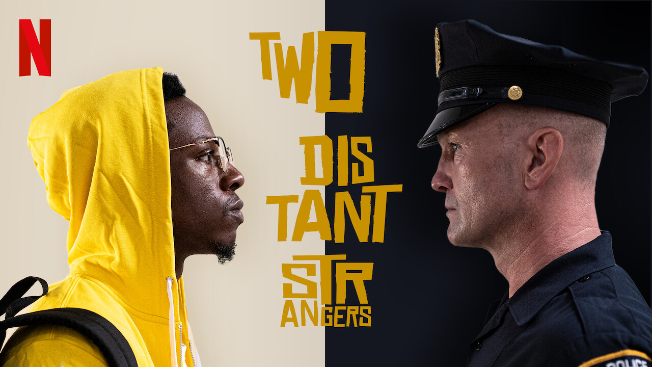 Two Distant Strangers on Netflix Canada
