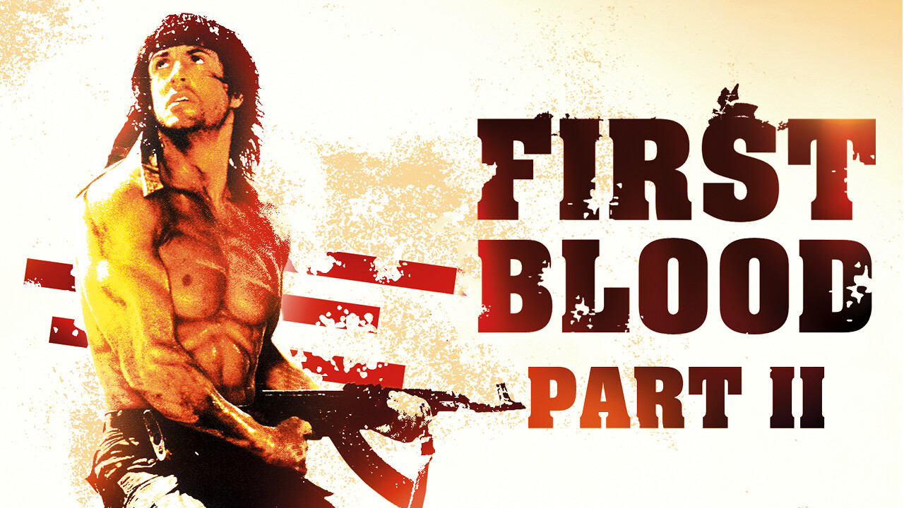 Rambo: First Blood Part II on Netflix Canada