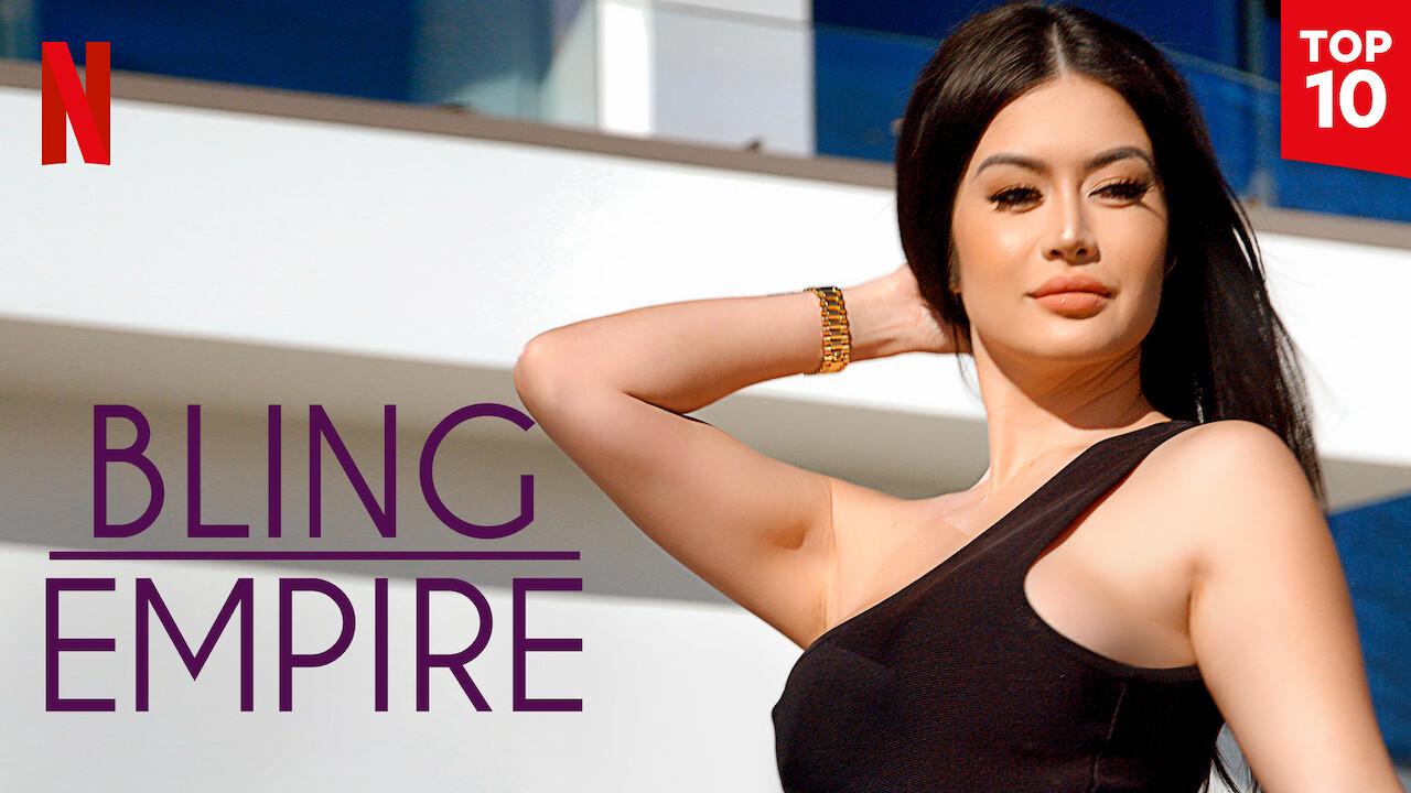 Bling Empire on Netflix Canada