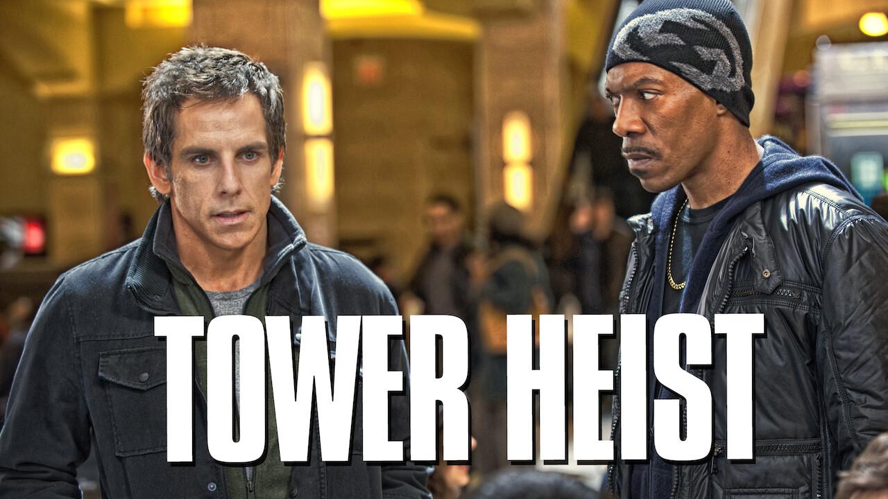 Tower Heist on Netflix Canada