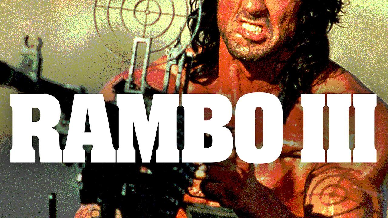 Rambo III on Netflix Canada