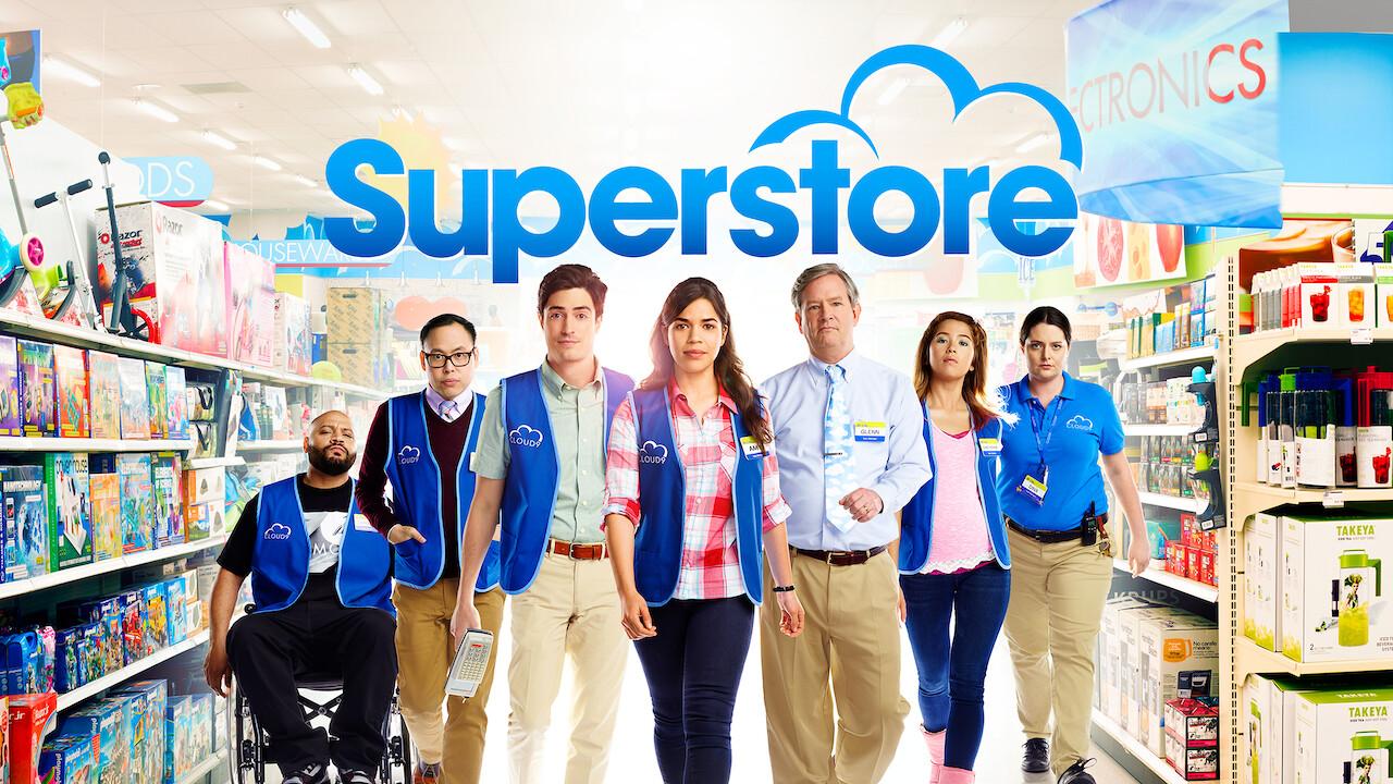 Superstore on Netflix Canada