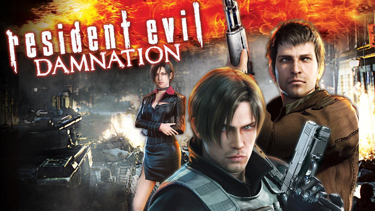 Resident Evil: Damnation on Netflix Canada