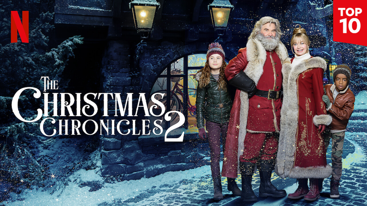 The Christmas Chronicles: Part Two on Netflix Canada