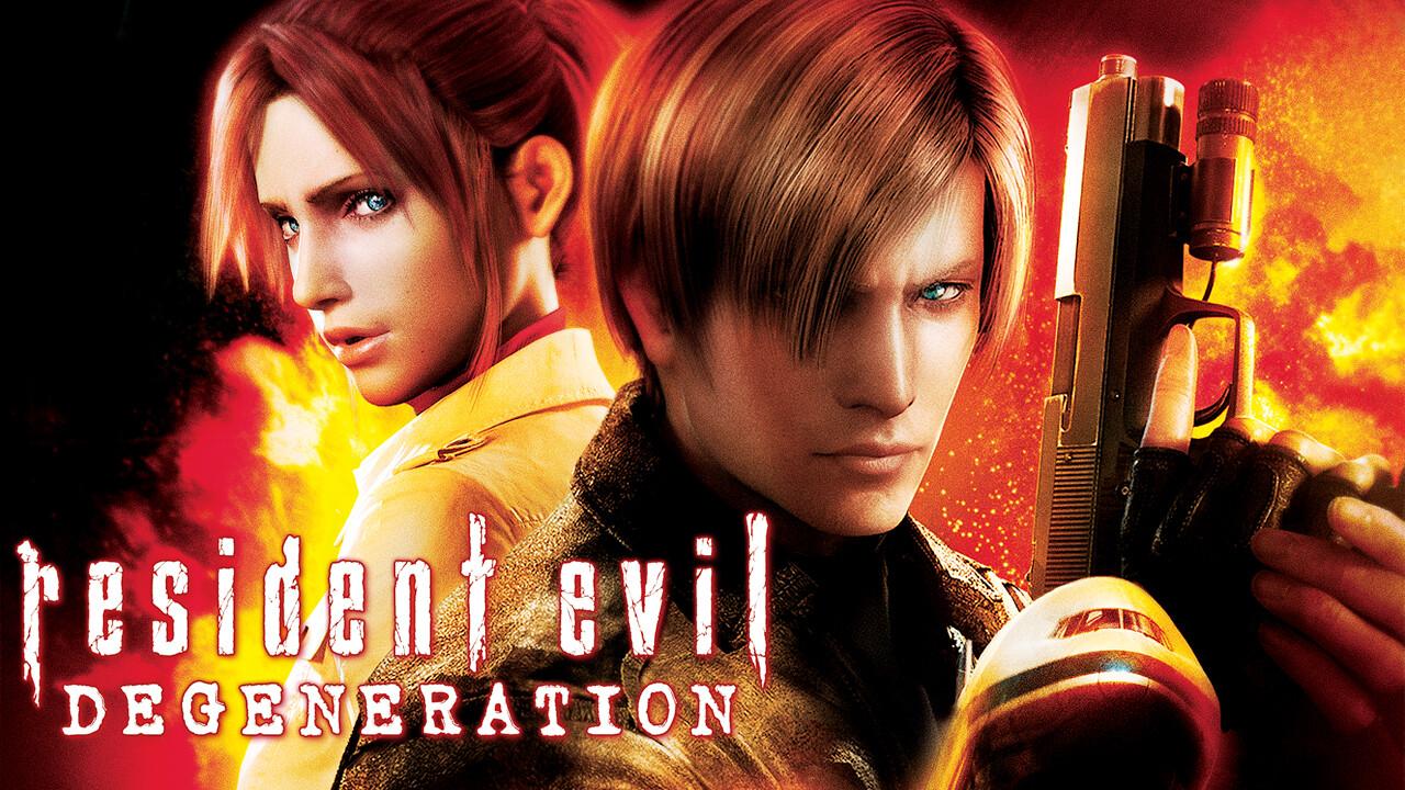 Resident Evil: Degeneration on Netflix Canada