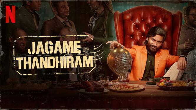 Jagame Thandhiram on Netflix Canada