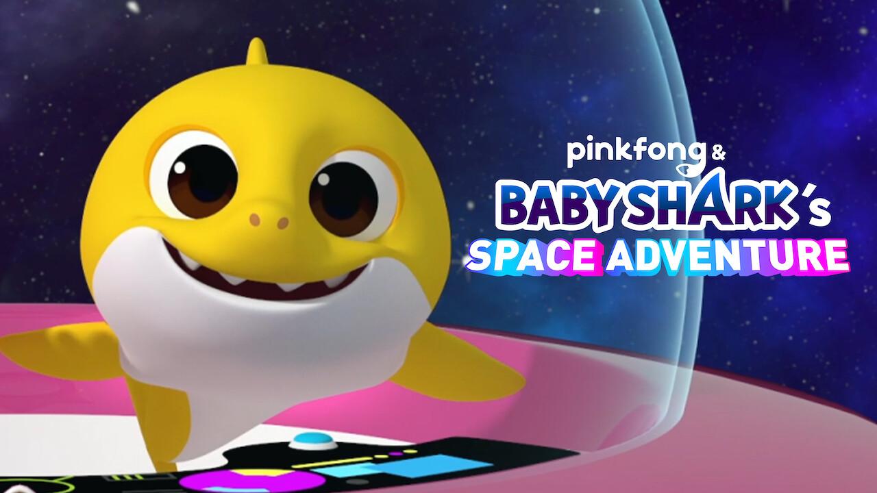Pinkfong & Baby Shark's Space Adventure on Netflix Canada
