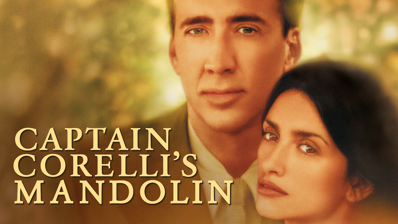 Captain Corelli's Mandolin on Netflix Canada