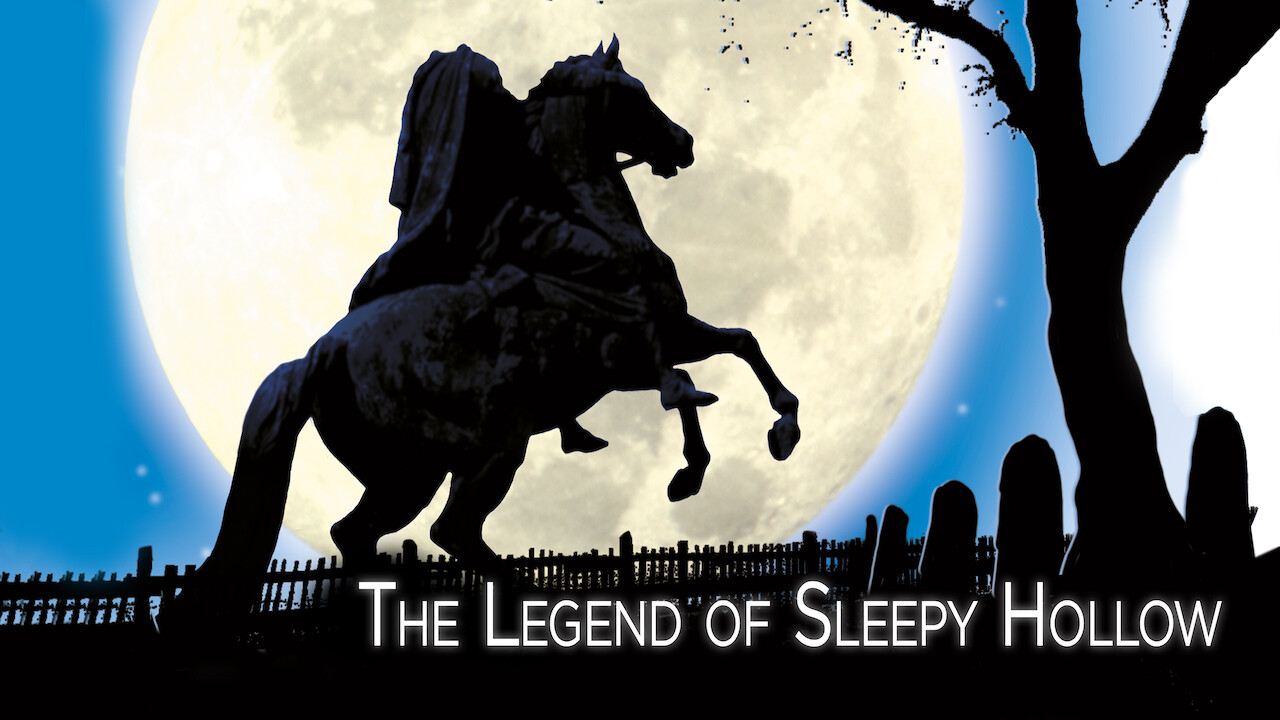 The Legend of Sleepy Hollow on Netflix Canada