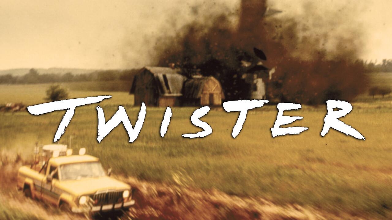Twister on Netflix Canada