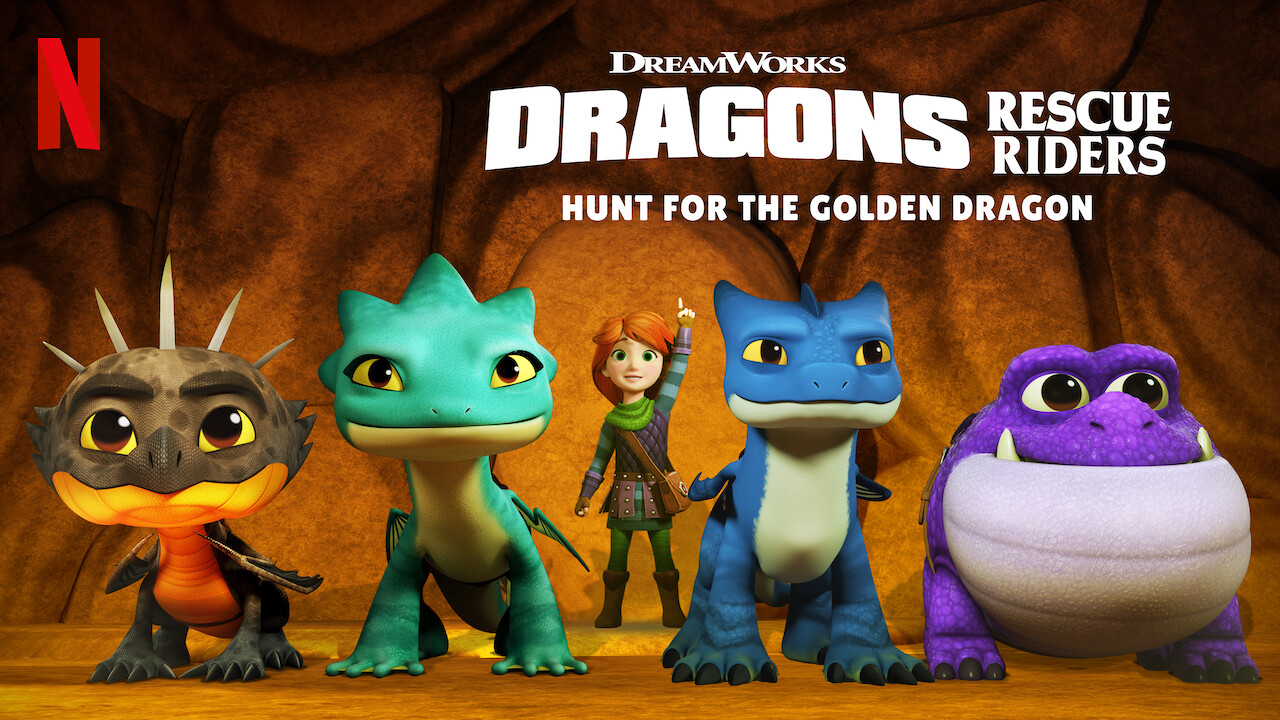 Is Dragons Rescue Riders Hunt For The Golden Dragon On Netflix In Canada Where To Watch The Movie New On Netflix Canada