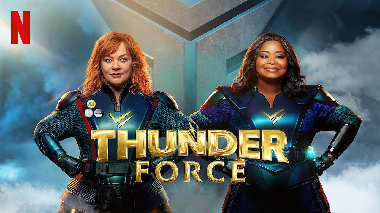 Thunder Force on Netflix Canada