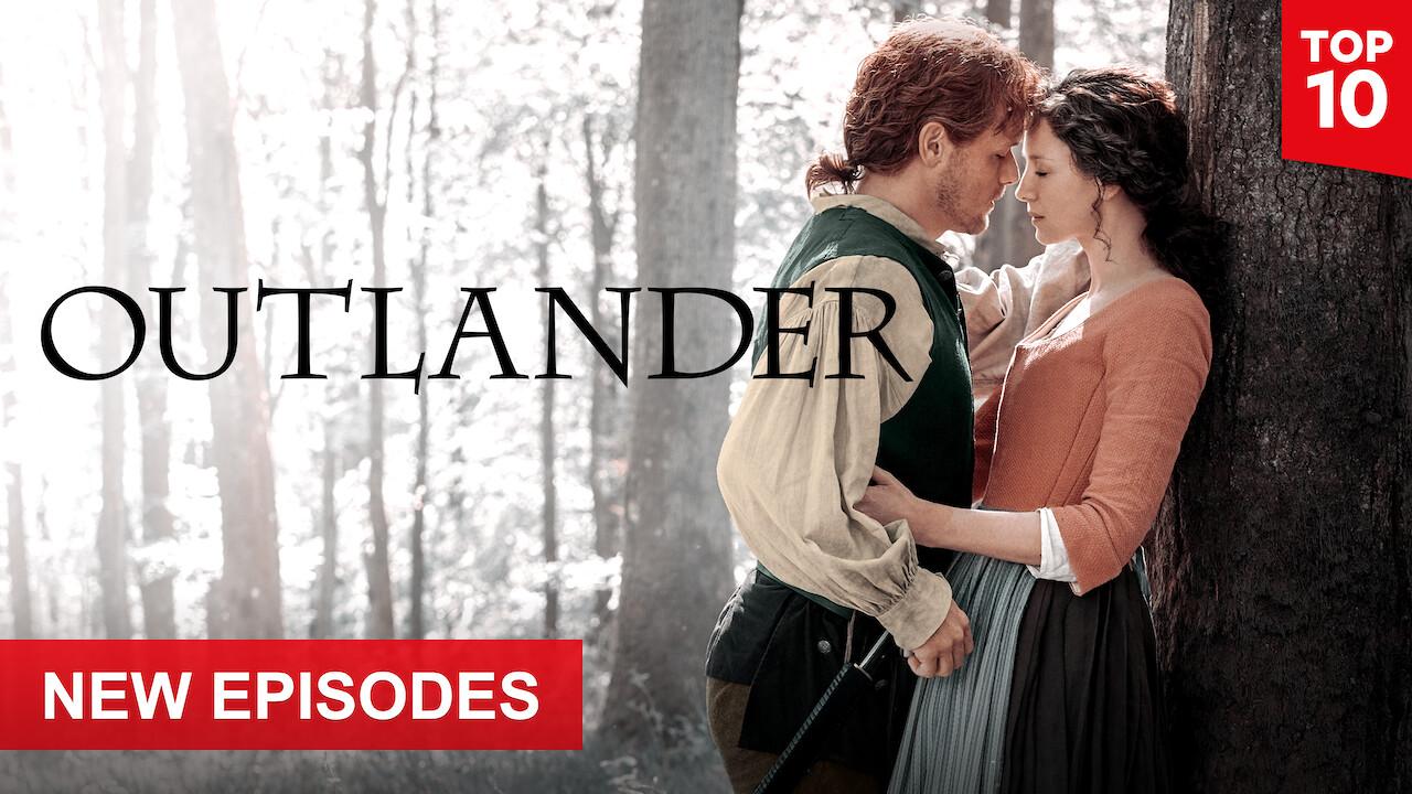 Outlander on Netflix Canada