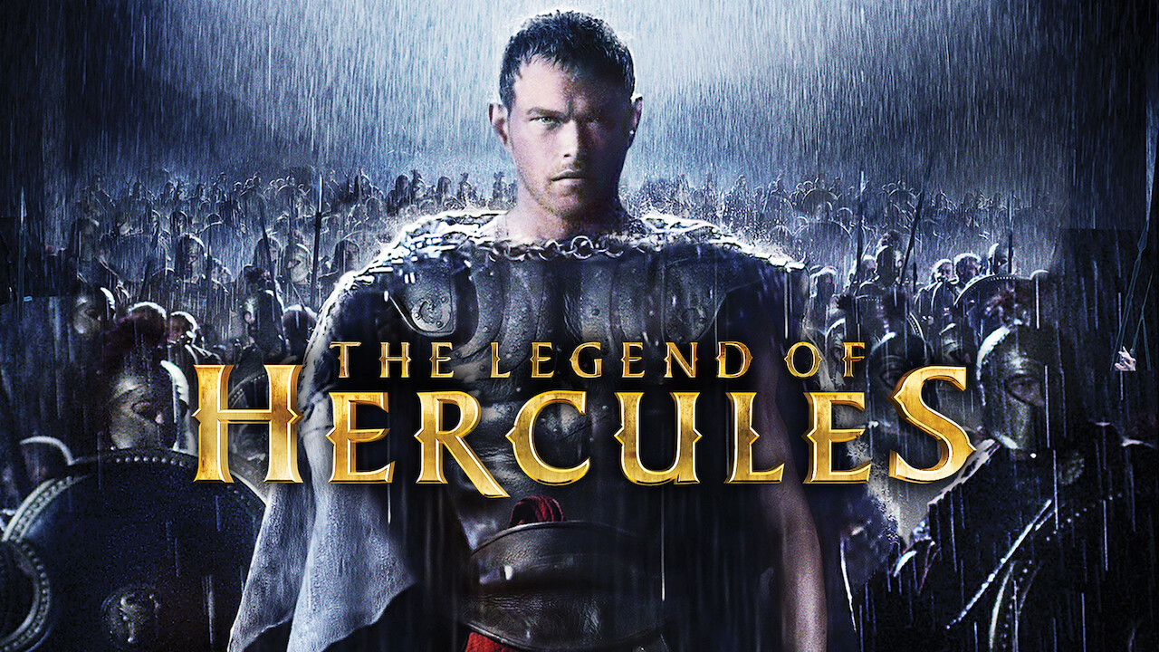 The Legend of Hercules on Netflix Canada