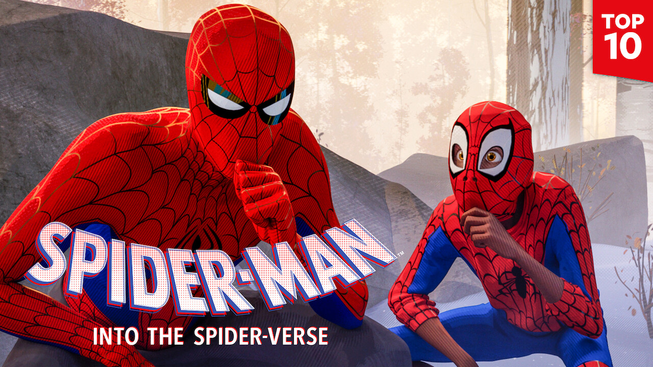 Spider-Man: Into the Spider-Verse on Netflix Canada