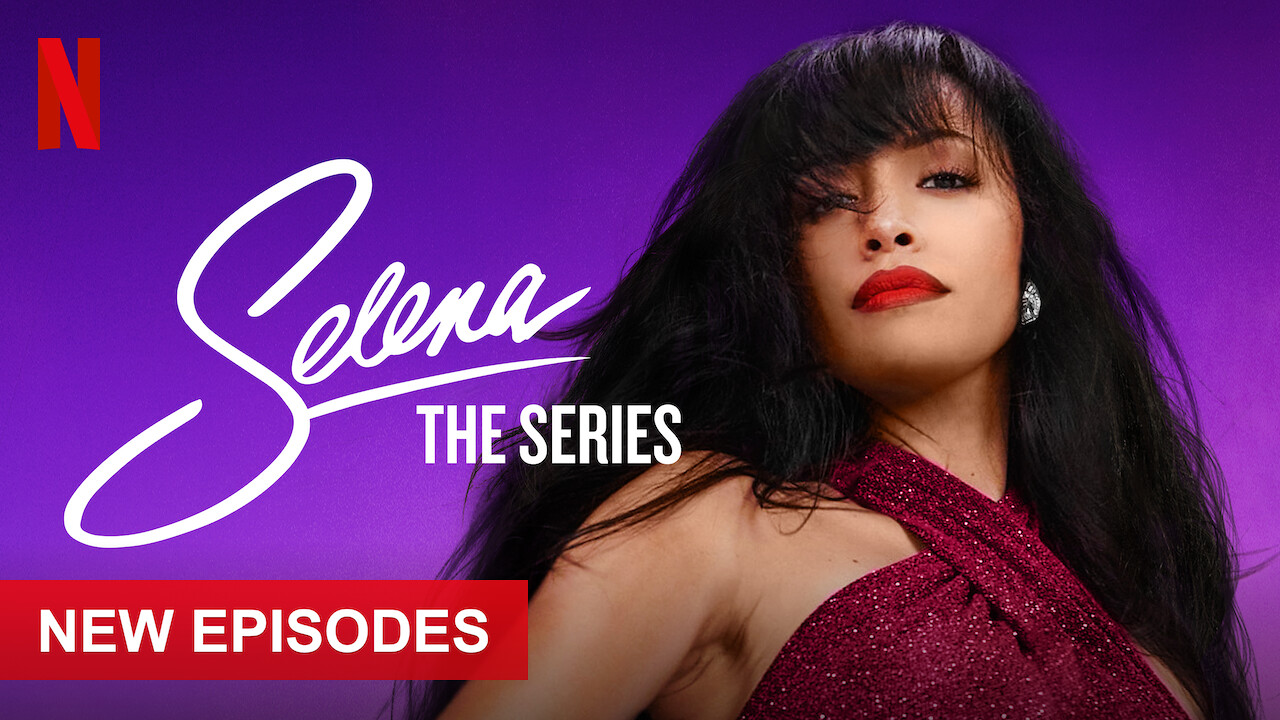Selena: The Series on Netflix Canada