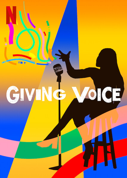 Giving Voice on Netflix Canada