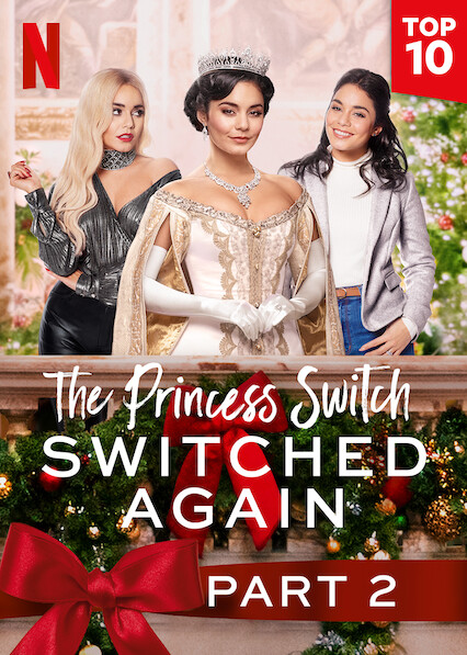 The Princess Switch: Switched Again on Netflix Canada
