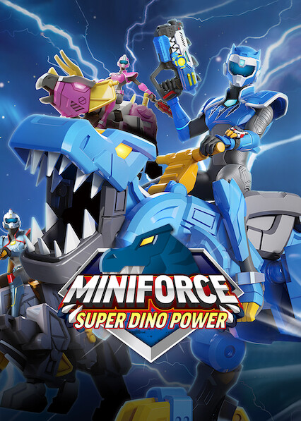 Miniforce: Super Dino Power on Netflix Canada