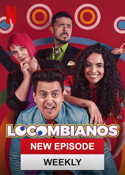 Locombianos on Netflix Canada