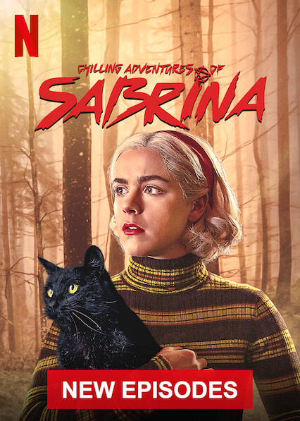 Chilling Adventures of Sabrina on Netflix Canada