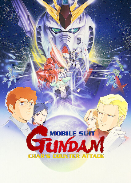Mobile Suit Gundam: Char's Counterattack on Netflix Canada