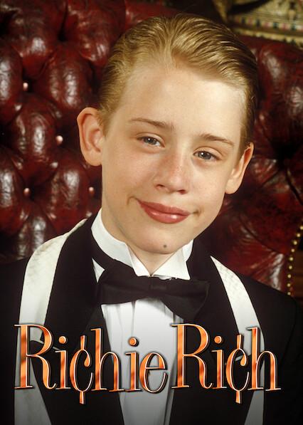 Richie Rich on Netflix Canada