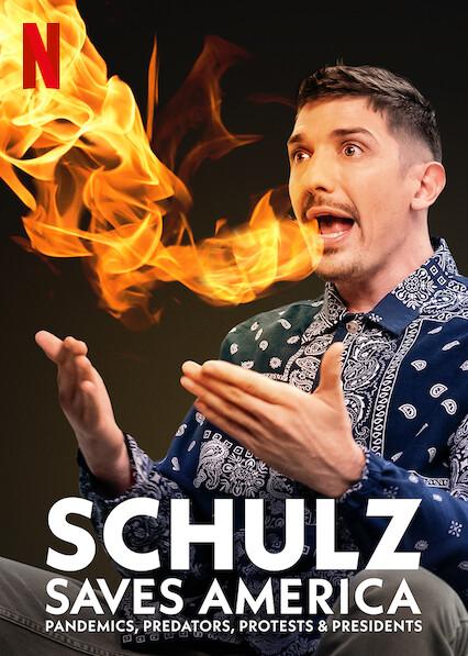 Schulz Saves America
