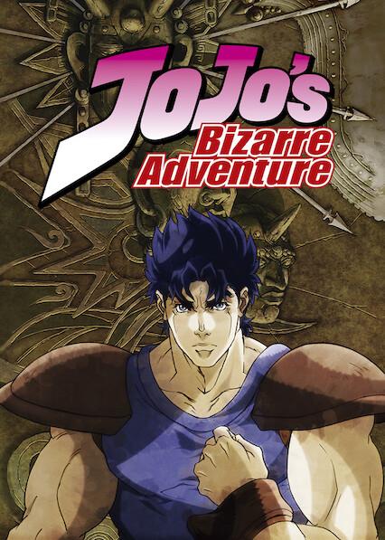 JoJo's Bizarre Adventure on Netflix Canada