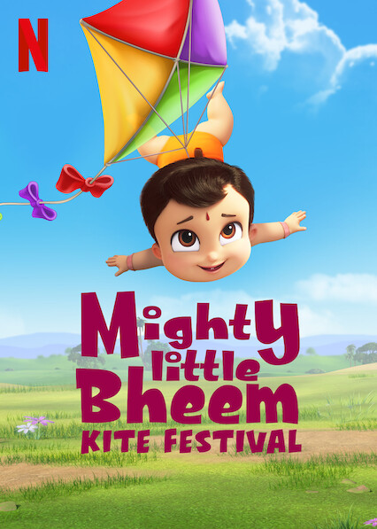 Mighty Little Bheem: Kite Festival on Netflix Canada