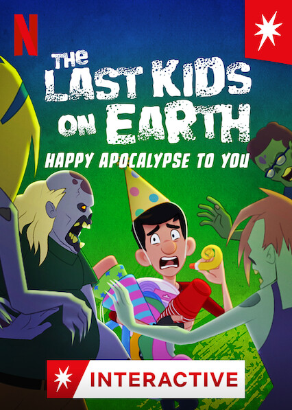 The Last Kids on Earth: Happy Apocalypse to You on Netflix Canada
