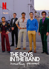 Search netflix The Boys in the Band: Something Personal