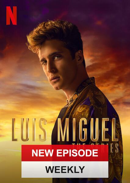 Luis Miguel - The Series
