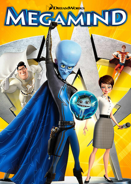 Megamind on Netflix Canada