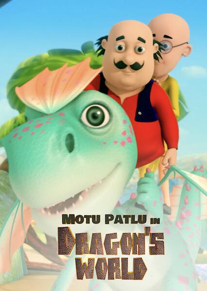 Motu Patlu in Dragon's World